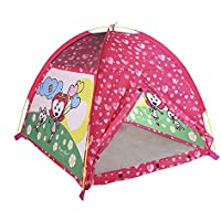 Pacific Play Tents Heart Girl Dome Tent