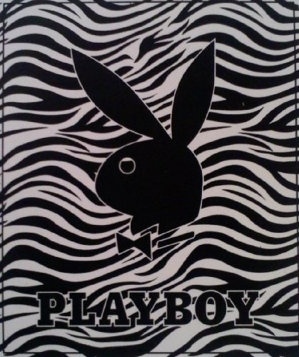 Playful Playboy Throw Blankets To Spice Things Up