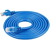 Aryan Networking Patch Cord Cat-6 Networking Cable (15 Meter) Blue
