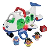 Fisher Price - Little People Lil' Movers Airplane