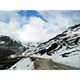 "Dolls Of India ""Road To Katao Valley - North Sikkim Sikkim, India"" Photographic Print - Unframed (40.64 X 30.48..."