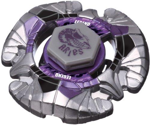Beyblades #BB89 Japanese Metal Fusion 145D Premium Returns Booster Aries Battle Top