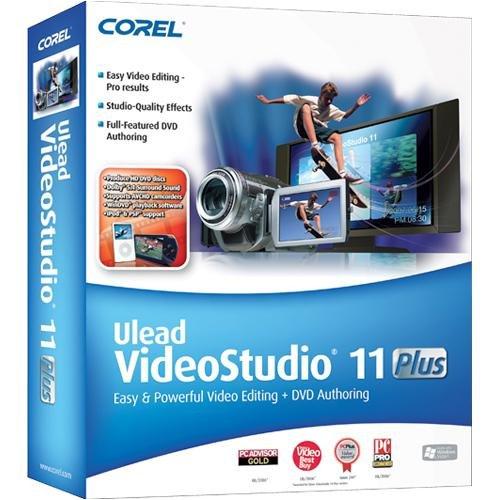 Télécharger sur eMule Ulead VideoStudio Plus v11 avec Crack