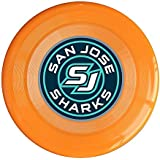 XJBD Unisex Sharks Roundel Logo Outdoor Game, Sport, Flying Discs, Game Room, Light Up Flying, Sport Disc , Flyer Frisbee, Ultra Star Yellow One Size