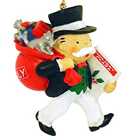 Click to search for Monopoly Christmas ornaments on eBay!