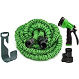 Garden Hose, 50 Feet, Strongest, Hose, Water Hose, Expandable Hose, Best Hoses, Expandable Garden Hose, With Free...