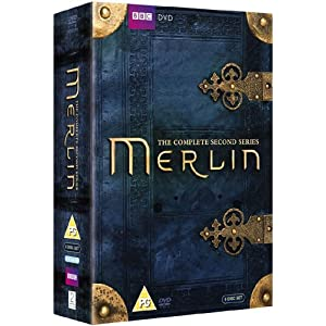 Merlin DVD Box Set Season 2