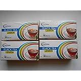 NEOTEA BLACK TEA LEMON 100 TEA BAGS 4 BOXES 25% OFFER