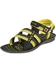 Earton Men/ Boys Grey-931 Sandals & Floaters