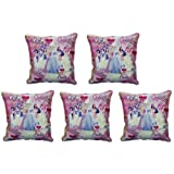 Digital Printed Cushion Cover (set Of 5 Pc) - B00UYWWRJG