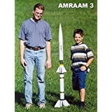 Public Missiles PML Flying Model Rocket Kit AMRAAM 3