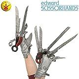 Edward Scissorhands Gloves Adult Size