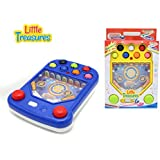 A Fun And Exciting Hand Held Whack A Popping Style Pinball Game Station That Comes With 2 Toy Colored Hammers