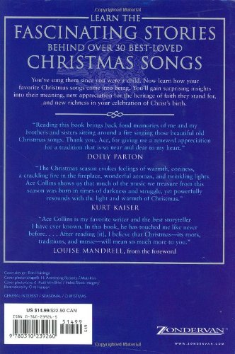 Stories Behind The Best Loved Songs Of Christmas Stories