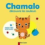 Chamalo découvre les couleurs par Marion Billet