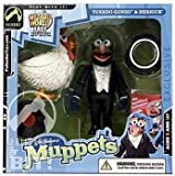 The Muppet Show Tuxedo Gonzo and Bernice