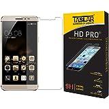 Taslar(TM) Premium Premium Arc Edge Tempered Glass Scratch Screen Guard Protector Card For Coolpad Max A-8