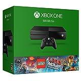 Xbox One 500GB Console - The LEGO Movie Bundle