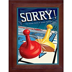 Click to buy Library Sorry Game Set from Amazon!