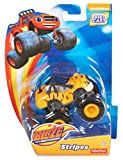 Fisher-Price CGH56 Stripes Die-Cast Blaze and Monster Machines Truck