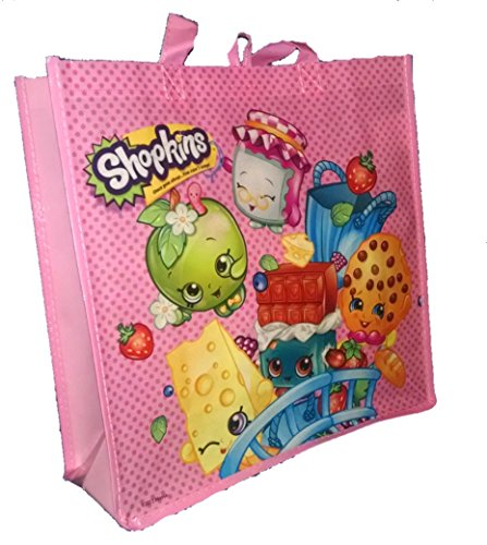 Shopkins Reusable Tote Bag