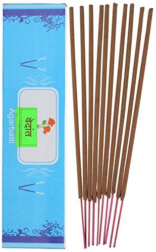 Deepa Traders Powder Incense Sticks (23 Cm X 3 Cm X 23 Cm, Grey, Pack Of 50)