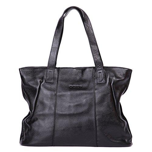 Leathario sac femme sac a main pour femme sac bandouliere cuir veritale sac a epaule sac loisirs sac shoppings pour femmes