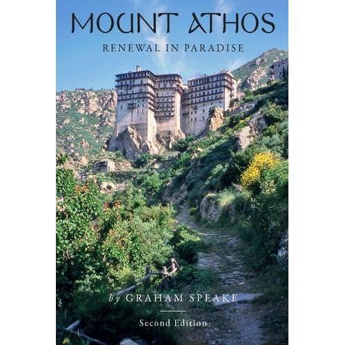 MOUNT ATHOS: RENEWAL IN PARADISE SPEAKE