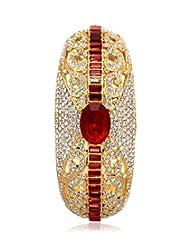 Eclat Brass Gold Plated Bracelet For Women New Fashion Jewelry (1111148GS)