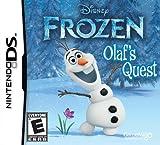 Frozen: Olaf's Quest - Nintendo DS