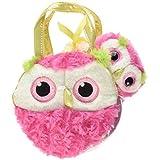 Aurora World Fancy Pals Simmer Owl Pet Carrier By Aurora World