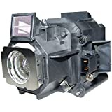 EPharos ELPLP63 V13H010L63 Replacement Bulb Lamp With Housing For EPSON PowerLite Pro G5650W G5650WNL G5750WU G5750WUNL G5950 G5950NL EPSON PowerLite 4200W 4300 EPSON EB-G5650W G5650WNL G5750WU G5750WUNL G5900 G5900NL G5950 G5950NL. Projectors 150 Day War