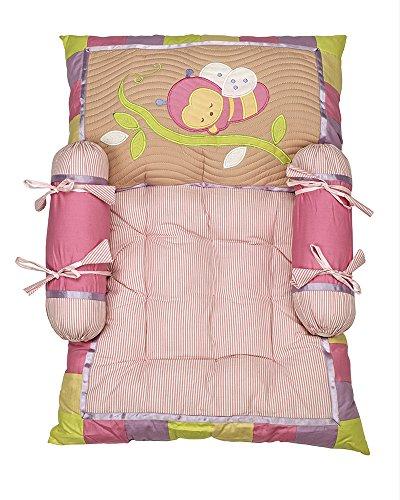 SMALL WONDER BABY GADDA SET/PLAY MAT (HONEY BEE)