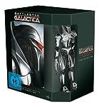Battlestar Galactica Komplettbox (25 Disc) [DVD]
