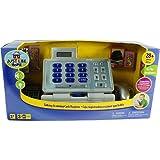 Just Like Home Talking Cash Register - Blue