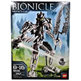 Lego Year 2008 Bionicle Series 12 Inch Tall Figure Set # 8699 Takanuva With Midak Skyblaster And 11 Inch Long...
