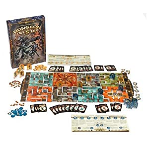 Click to buy Dungeon Twister from Amazon!