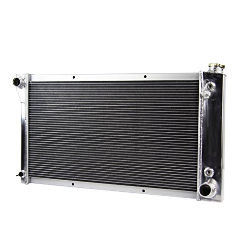 "Primecooling "" 4 Row "" Core ( Full Aluminum ) Radiator for Chevrolet Chevy Blazer C/K Series Pickup Truck and More Models 1967-1972"