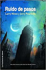 Footfall by Larry Niven and Jerry Pournelle (1985, Hardcover)