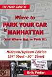 Where to park your car in New York