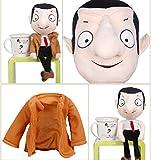 Jingyjoe Mr. Bean Lovely Stuffed Plush Doll Toy