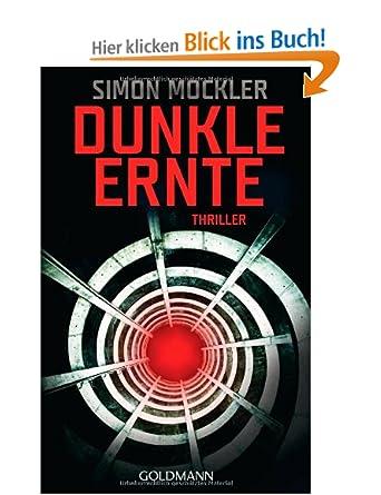 Simon Mockler - Dunkle Ernte