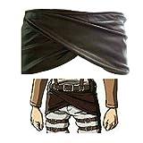 Rulercosplay Attack on Titan Shingeki No Kyojin Leather Apron Cosplay Accessory
