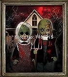 Mezco Living Dead Dolls American Gothic Version Horror 11