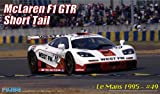 Fujimi 1/24 Rial Sports Car Series No.26 McLaren F1 GTR short tail 1995 Le Mans # 49 WEST FM(Japan imports)