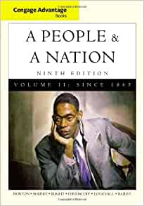 A People And A Nation: A History Of The United States Complete Sixth Edition