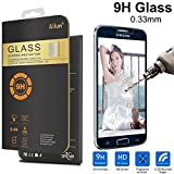 Galaxy S6 Screen Protector,By Ailun,Premium Tempered Glass,for Samsung Galaxy S6,9H Hardness,2.5D Curved Edge,...