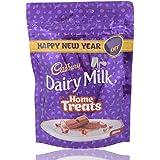 Cadbury Dairy Milk Home Treats, 7 Grams Standy Pouch