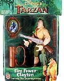 Tarzan > Fire-Power Clayton Action Figure