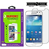 Digifreaks HD Finish Crystal Clear Tempered Glass For Samsung Galaxy Grand Duos (i9082)